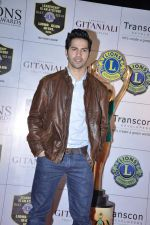 Varun Dhawan at Lions Gold Awards in Mumbai on 16th Jan 2013 (40).JPG