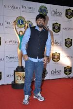 Wajid at Lions Gold Awards in Mumbai on 16th Jan 2013 (63).JPG