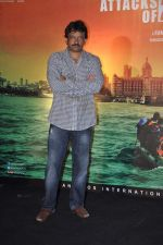 Ram Gopal Varma at the Launch of The Attacks Of 26-11 trailor in Mumbai on 17th Jan 2013 (13).JPG