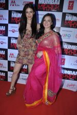 Sucheta Sharma, Urvashi Sharma at Mumbai Mirror premiere in PVR, Mumbai on 17th Jan 2013 (95).JPG