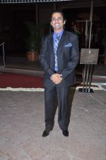 Anuj Saxena at Ravi and Rubaina_s wedding reception in Taj Land_s End, Mumbai on 18th Jan 2013 (80).JPG