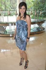 Debina Choudhary at the press conference of Life OK_s new reality show Welcome in Mumbai on 18th Jan 2013 (117).JPG