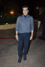 Jeetendra at Ravi and Rubaina_s wedding reception in Taj Land_s End, Mumbai on 18th Jan 2013 (24).JPG
