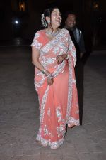 Kanchan Adhikari at Ravi and Rubaina_s wedding reception in Taj Land_s End, Mumbai on 18th Jan 2013 (20).JPG