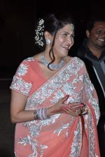 Kanchan Adhikari at Ravi and Rubaina_s wedding reception in Taj Land_s End, Mumbai on 18th Jan 2013 (21).JPG