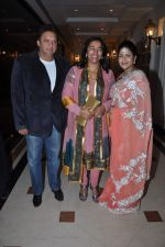 Kanchan Adhikari at Ravi and Rubaina_s wedding reception in Taj Land_s End, Mumbai on 18th Jan 2013 (48).JPG