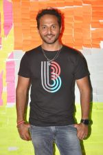 Nikhil Chinapa at MTV Bloc bash in Juhu, Hotel, Mumbai on 18th Jan 2013 (32).JPG