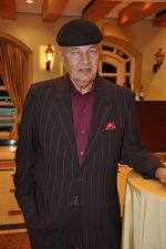 Prem Chopra at Ravi and Rubaina_s wedding reception in Taj Land_s End, Mumbai on 18th Jan 2013 (10).JPG