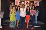 Ram Kapoor, Debina Choudhary, Aishwarya Sakhuja, Rucha Gujarati, Aman Verma, Ragini Khanna, Manoj at the press conference of Life OK_s new reality show Welcome in Mumbai on 18th Jan 201 (207).JPG