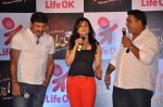 Ram Kapoor, Ragini Khanna, Manoj Tiwari at the press conference of Life OK_s new reality show Welcome in Mumbai on 18th Jan 2013 (188).JPG