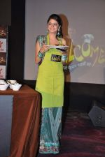 Rucha Gujarati at the press conference of Life OK_s new reality show Welcome in Mumbai on 18th Jan 2013 (146).JPG