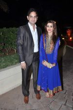 at Ravi and Rubaina_s wedding reception in Taj Land_s End, Mumbai on 18th Jan 2013 (86).JPG