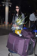 Miss World 2012 Yu Wenxia at Mumbai Airport on 19th Jan 2013 (1).JPG