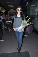 Miss World 2012 Yu Wenxia at Mumbai Airport on 19th Jan 2013 (13).JPG
