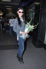 Miss World 2012 Yu Wenxia at Mumbai Airport on 19th Jan 2013 (16).JPG