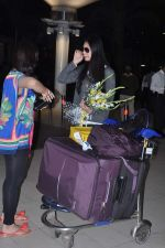 Miss World 2012 Yu Wenxia at Mumbai Airport on 19th Jan 2013 (28).JPG