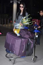 Miss World 2012 Yu Wenxia at Mumbai Airport on 19th Jan 2013 (29).JPG