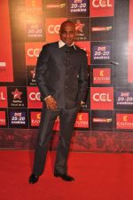 Sanath Jayasuriya at CCL red carpet in Mumbai on 19th Jan 2013 (17).JPG