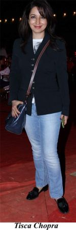 Tisca Chopra at doctor_s conference in Mumbai on 19th Jan 2013.jpg