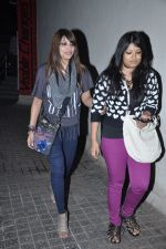 Bipasha Basu snapped at PVR, Mumbai on 22nd Jan 2013(23).JPG