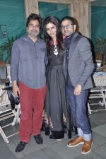 Nisha Jamwal at Vinod Nair hosts bash for Greogry David Roberts in Le Sutra, Mumbai on 21st Jan 2013 (26).JPG