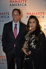 Rani Mukherjee at Namastey America-Obama event in Mumbai on 21st Jan 2013 (56).JPG