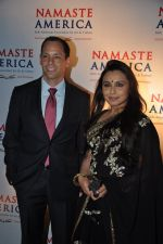 Rani Mukherjee at Namastey America-Obama event in Mumbai on 21st Jan 2013 (57).JPG