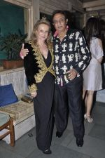 Ranjeet at Vinod Nair hosts bash for Greogry David Roberts in Le Sutra, Mumbai on 21st Jan 2013 (43).JPG