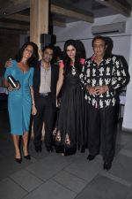 Vinod Nair, Nisha Jamwal, Ranjeet at Vinod Nair hosts bash for Greogry David Roberts in Le Sutra, Mumbai on 21st Jan 2013 (22).JPG