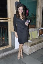 queenie singh at Vinod Nair hosts bash for Greogry David Roberts in Le Sutra, Mumbai on 21st Jan 2013.JPG