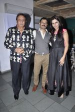 ranjeet, brijesh singh and nisha jamwal at Vinod Nair hosts bash for Greogry David Roberts in Le Sutra, Mumbai on 21st Jan 2013.JPG