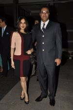 Lucky Morani, Mohammed Morani at Reception hosted by Kunika and Rana Singh in honour of Lord Wedgwood in Mumbai on 23rd Jan 2013 (50).JPG