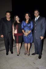 Lucky Morani, Mohammed Morani, Anu Ranjan, Sashi Ranjan at Reception hosted by Kunika and Rana Singh in honour of Lord Wedgwood in Mumbai on 23rd Jan 2013 (53).JPG