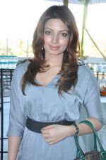 Shama Sikander at Rock On india music launch in Mumbai on 23rd Jan 2013 (17).JPG
