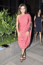 Sheeba at Reception hosted by Kunika and Rana Singh in honour of Lord Wedgwood in Mumbai on 23rd Jan 2013 (14).JPG