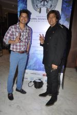 Aadesh Shrivastav, Shaan at Global Sound of Peace press conference in Mumbai on 24th Jan 2013 (6).JPG