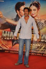 Ajay Devgan at the First look launch of Himmatwala the Gaiety, Mumbai on 24th Jan 2013 (95).JPG