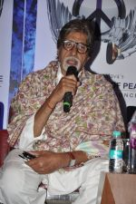 Amitabh Bachchan at Global Sound of Peace press conference in Mumbai on 24th Jan 2013 (13).JPG