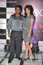 Mohammad Fasih, Smita Gondkar at Shock club launch in Mumbai on 24th Jan 2013 (18).JPG
