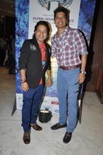 Shaan, Kailash Kher at Global Sound of Peace press conference in Mumbai on 24th Jan 2013 (21).JPG