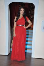 Neha Dhupia at the launch of Colors TV Serial Nautanki - The Comedy Theatre in Filmcity, Mumbai on 25th Jan 2013 (22).JPG