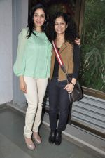 Sridevi and Gauri Shinde at Whistling Woods in Mumbai on 25th Jan 2013 (29).JPG