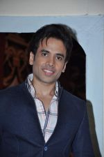 Tusshar Kapoor at the launch of Colors TV Serial Nautanki - The Comedy Theatre in Filmcity, Mumbai on 25th Jan 2013 (43).JPG