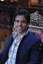 Tusshar Kapoor at the launch of Colors TV Serial Nautanki - The Comedy Theatre in Filmcity, Mumbai on 25th Jan 2013 (45).JPG