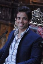 Tusshar Kapoor at the launch of Colors TV Serial Nautanki - The Comedy Theatre in Filmcity, Mumbai on 25th Jan 2013 (47).JPG