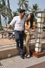 Akshay Kumar and Kajal Aggarwal at Special 26 film promotions in Mumbai on 26th Jan 2013 (27).JPG
