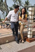 Akshay Kumar and Kajal Aggarwal at Special 26 film promotions in Mumbai on 26th Jan 2013 (29).JPG