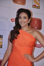 Jiah Khan at Stardust Awards 2013 red carpet in Mumbai on 26th jan 2013 (402).JPG