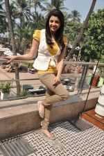 Kajal Aggarwal at Special 26 film promotions in Mumbai on 26th Jan 2013 (54).JPG