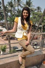 Kajal Aggarwal at Special 26 film promotions in Mumbai on 26th Jan 2013 (55).JPG